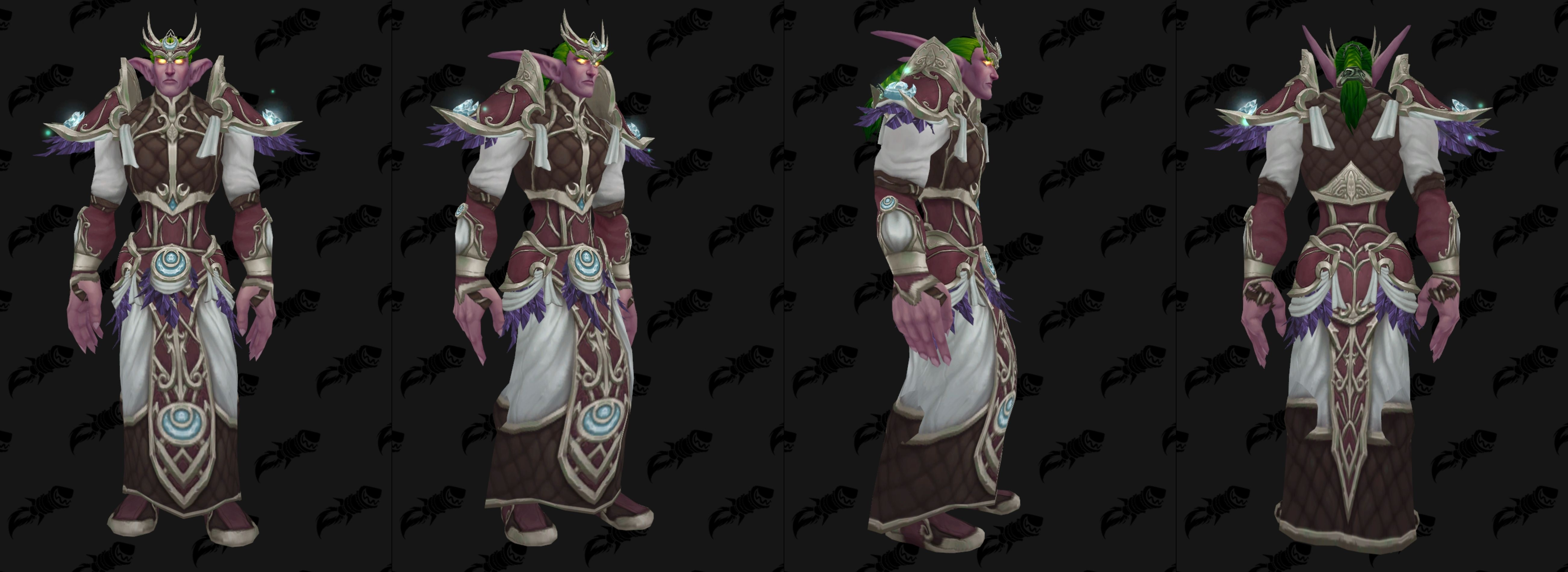 Priestess Moonsaber Patch 81 Mount Preview Wowhead News