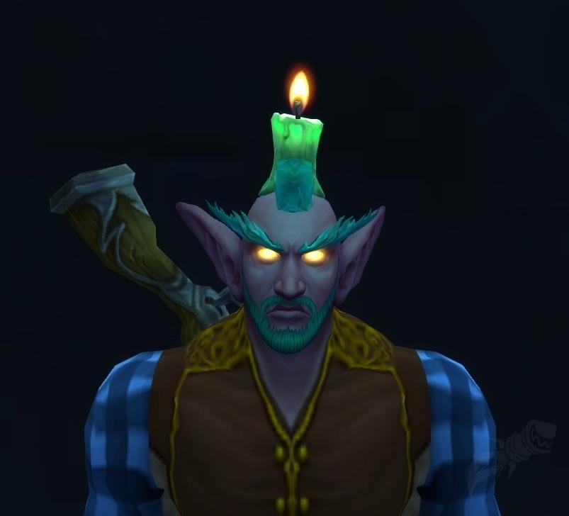 Carte Au Tresor Grabuge Sur Lile Des Sables Noirs.Whiskerwax Candle Objet World Of Warcraft