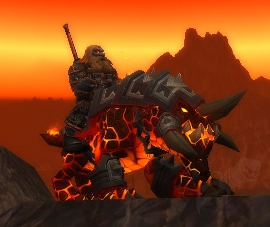 Dark Iron Core Hound - Spell - World of Warcraft