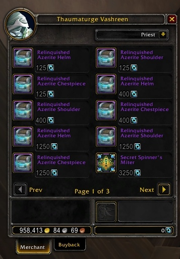 Increasing Item Level Rewards in Patch 8 1 - Wowhead News