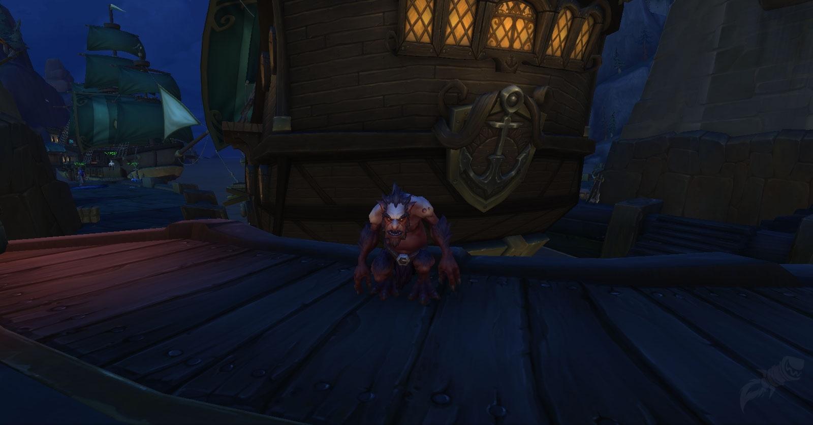Carte Au Tresor Grabuge Sur Lile Des Sables Noirs.Enchanted Soup Stone Objet World Of Warcraft