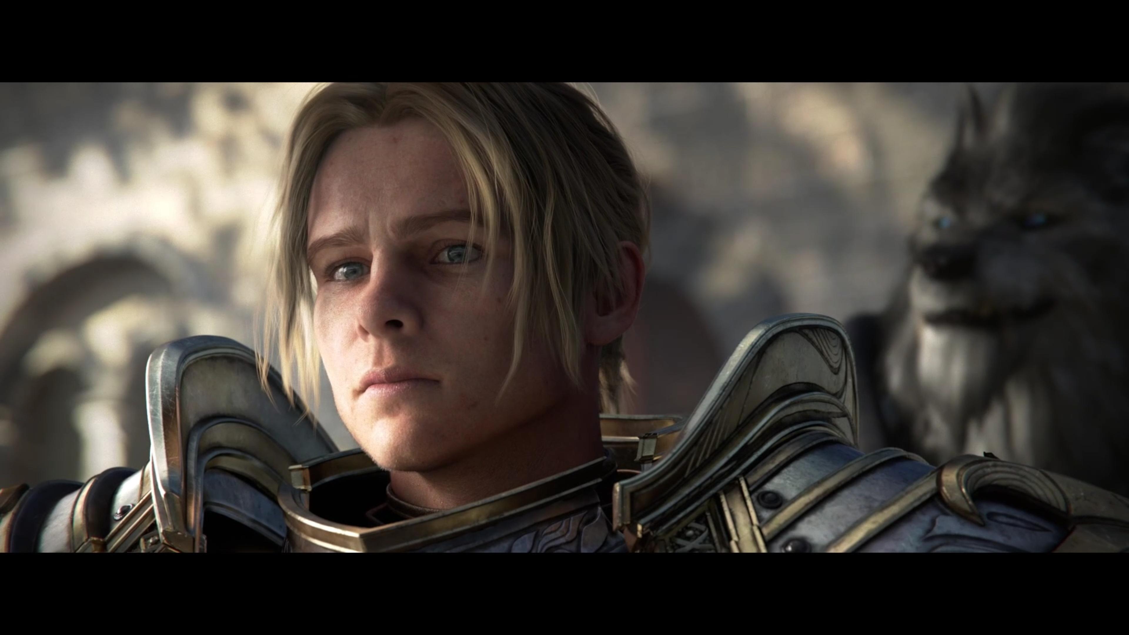 bfa in game cinematics
