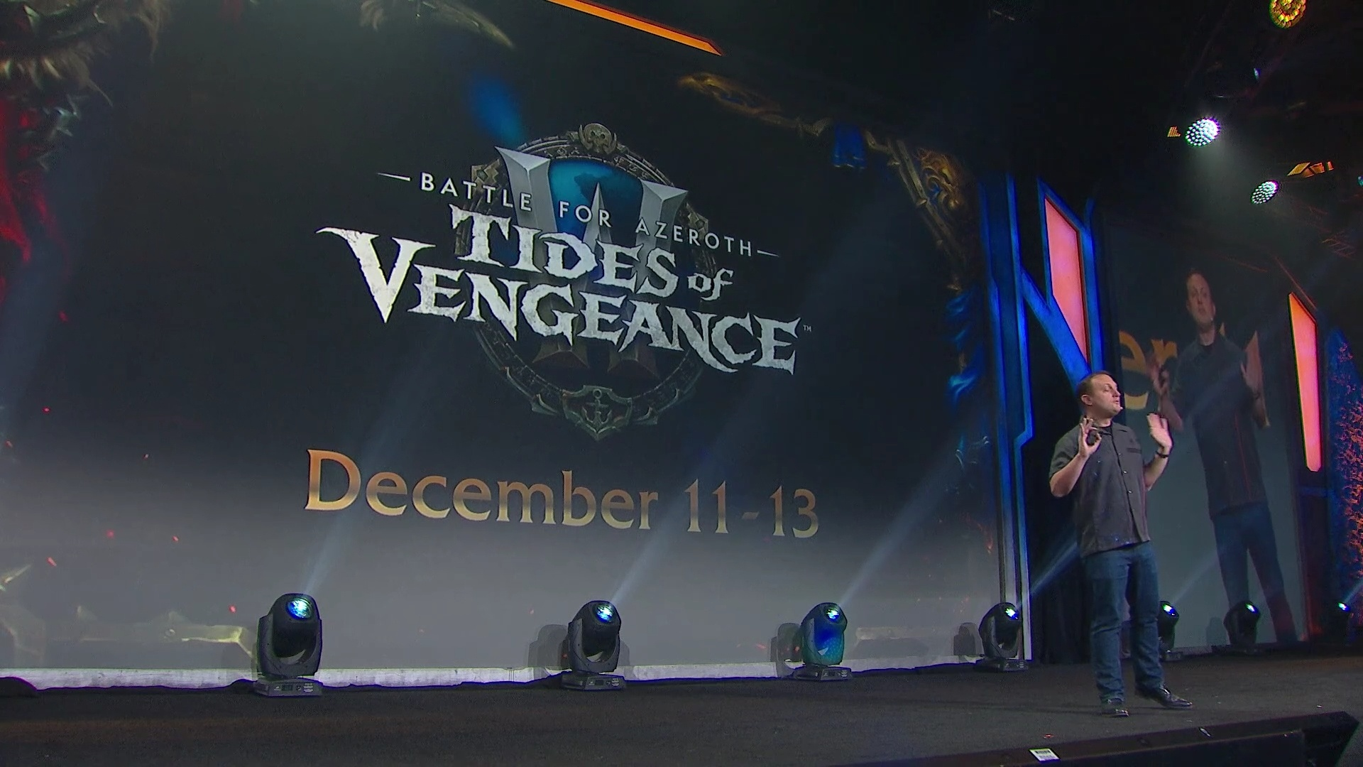 Tides of Vengeance