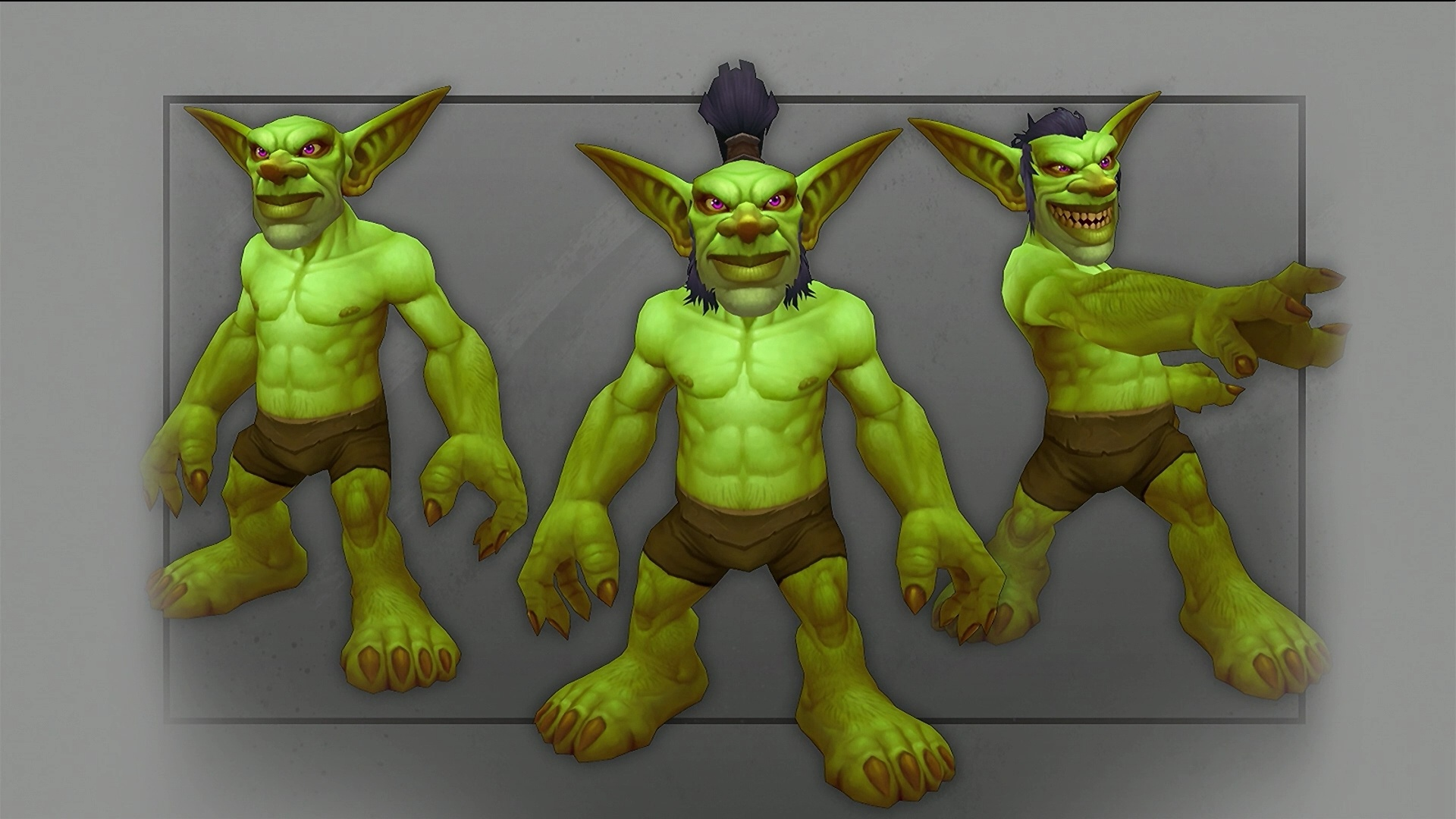 New Worgen and Goblin Models Coming in a Future Patch - Wowhead News