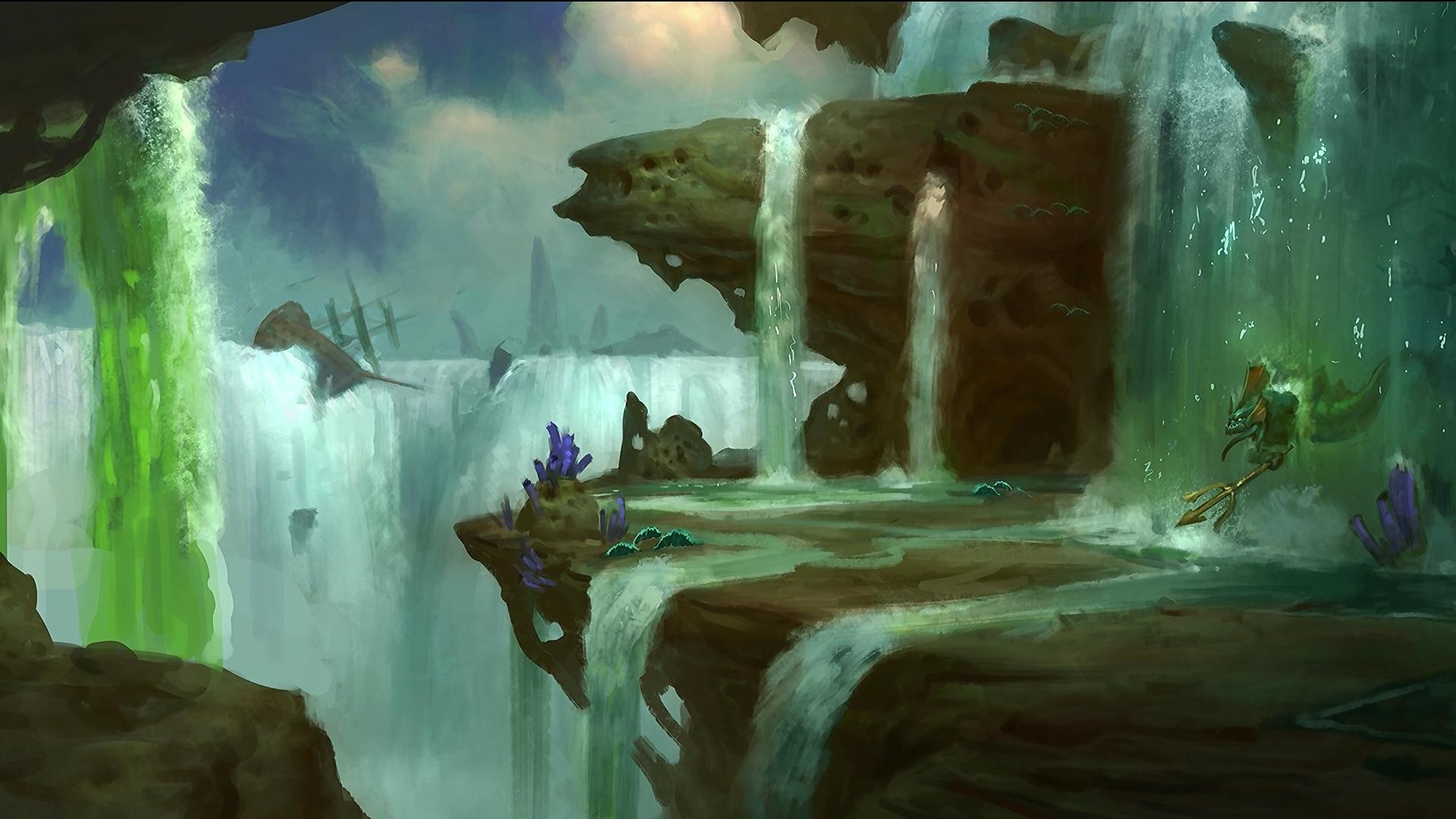 Yama 8.2: Rise of Azshara