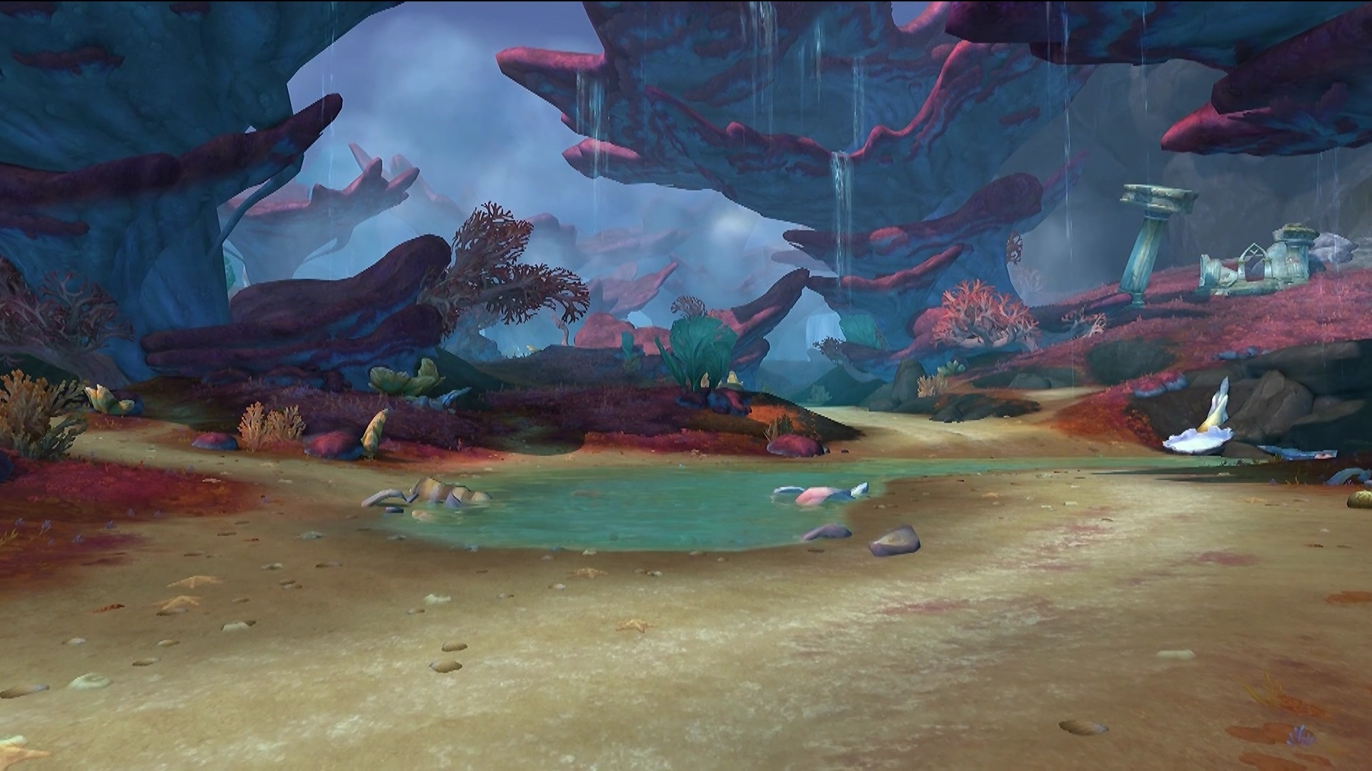 Azshara's Eternal Place