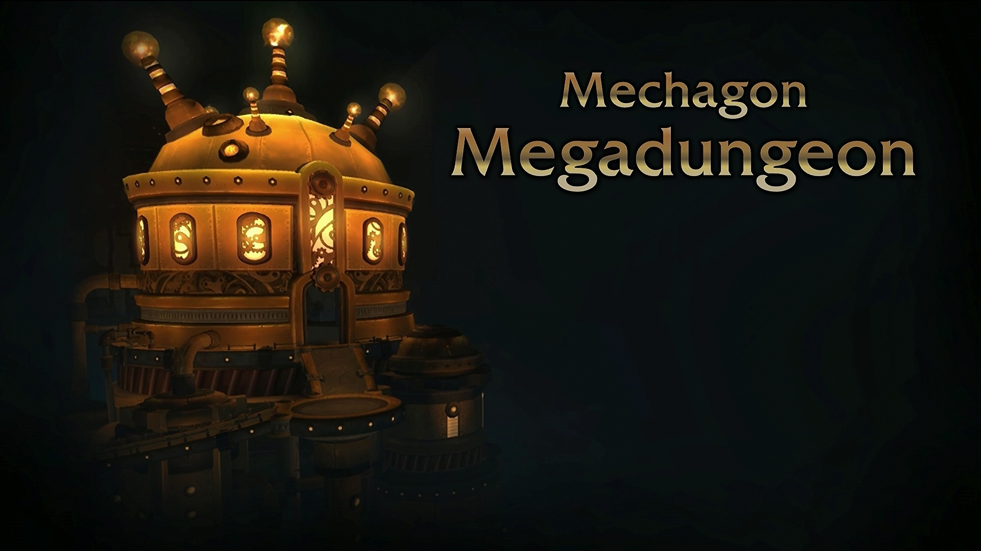 Mechagon Megadungeon