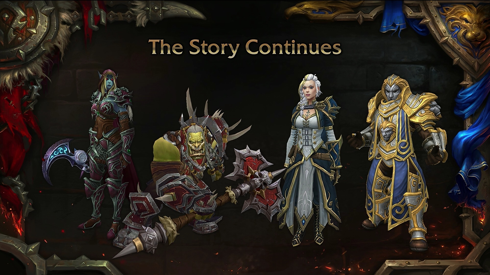 World of Warcraft Hikâyesi