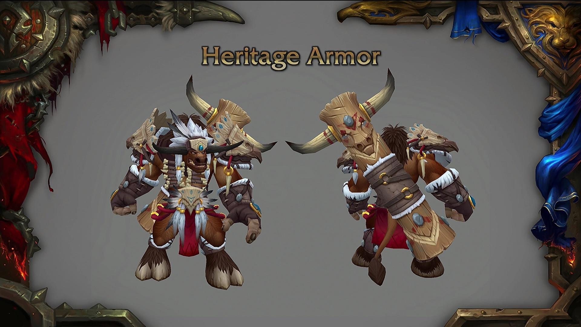 Heritage Armor