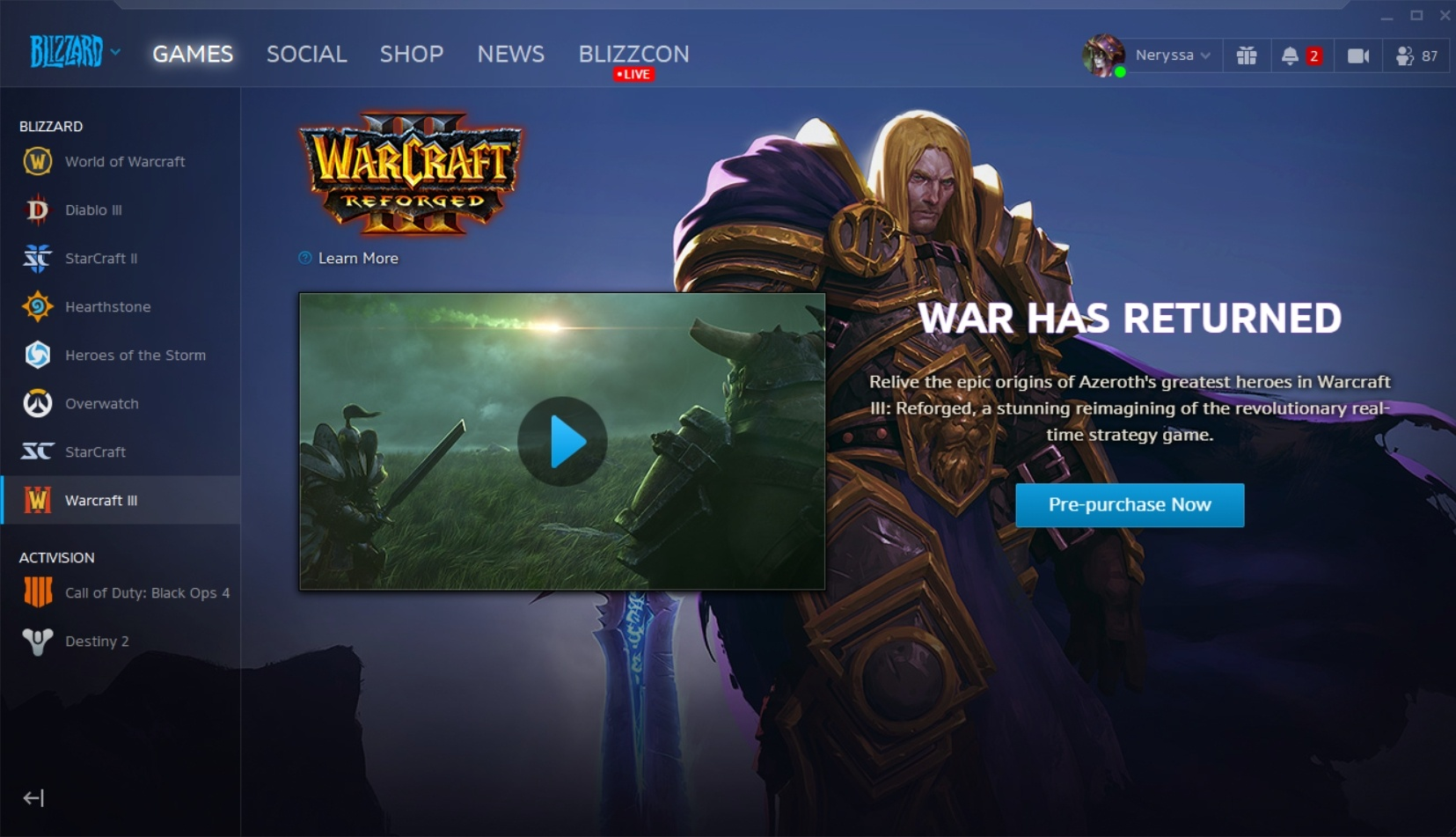 Warcraft 3: Reforged What's Next Panel Liveblog - Wowhead News