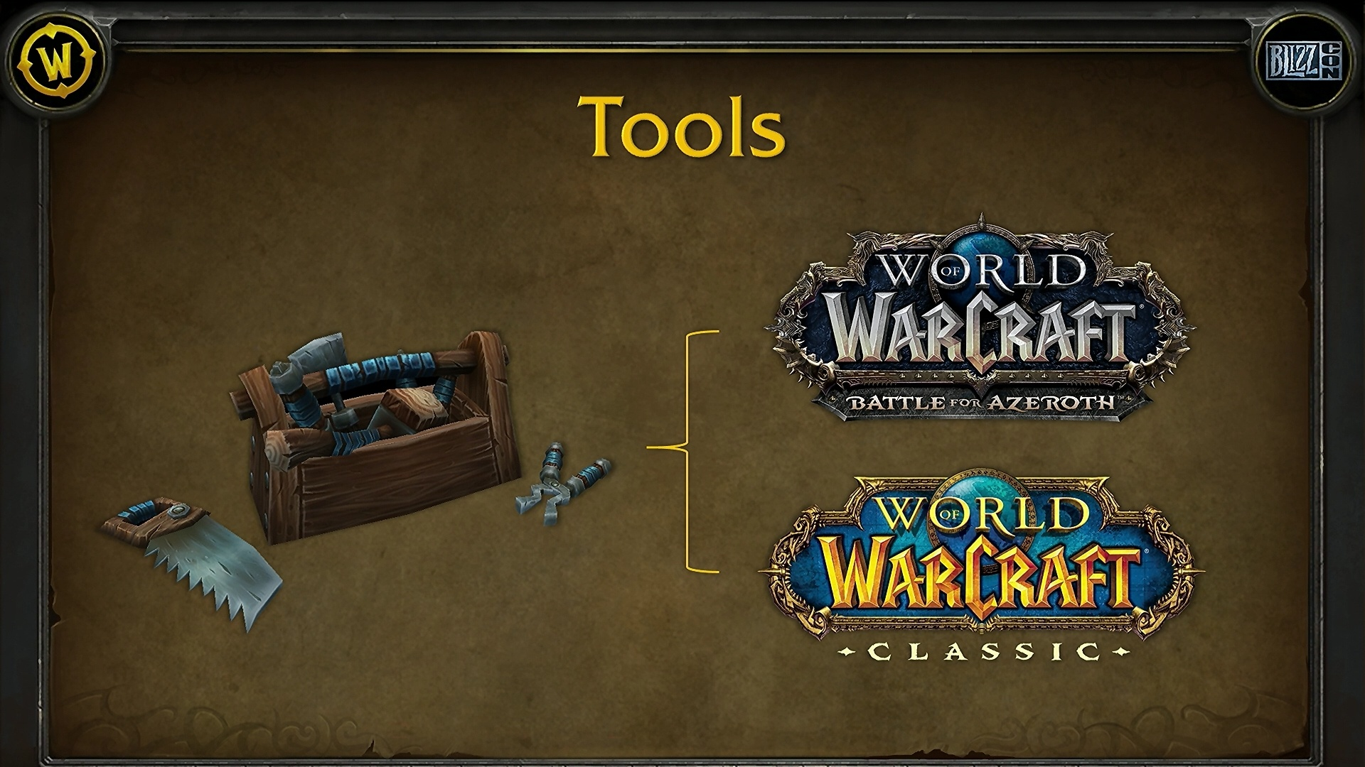 BlizzCon 2018 Restoring History: Creating WoW Classic Panel