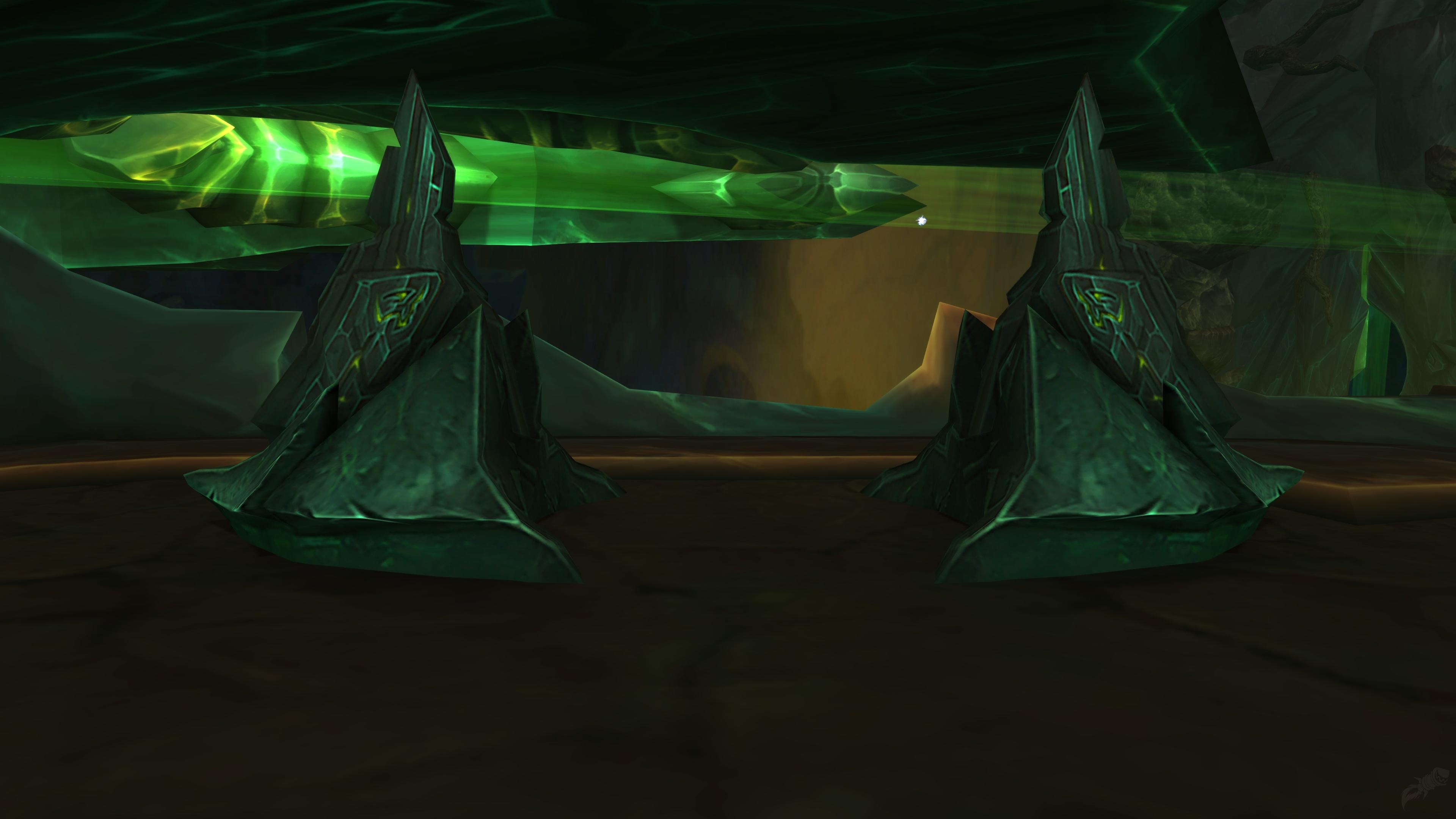 Generador De Portal De Vishax Objeto World Of Warcraft