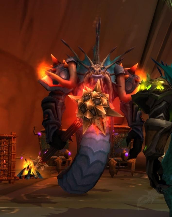 Fathom-Lord Karathress - NPC - World of Warcraft