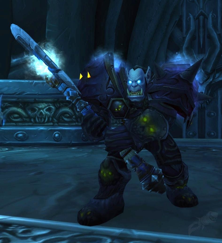 Todesbringer Saurfang Npc World Of Warcraft