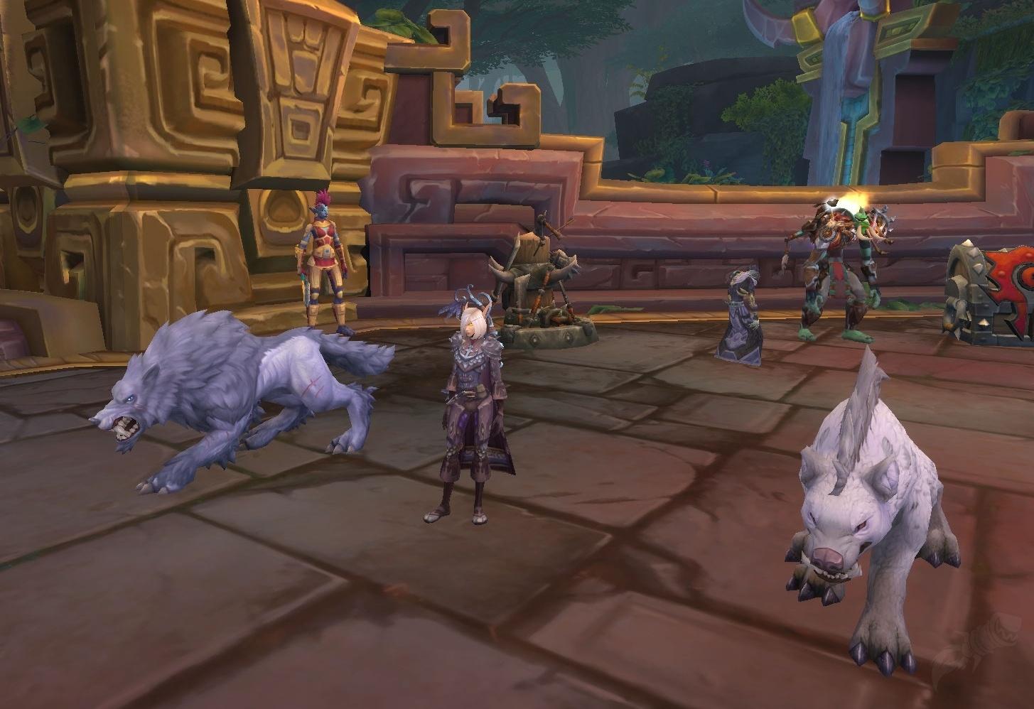 Animal Companion Spell World Of Warcraft