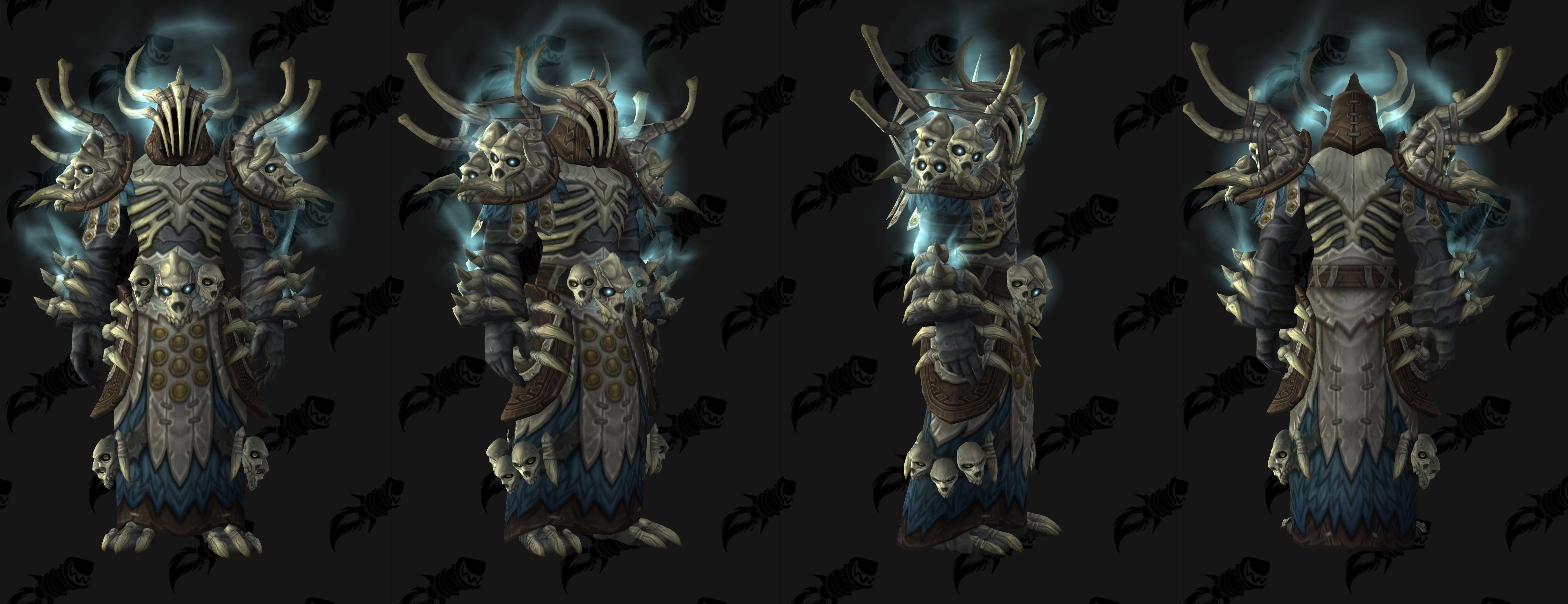 Battle of Dazar'alor Raid Gear and Azerite Armor Loot Guide