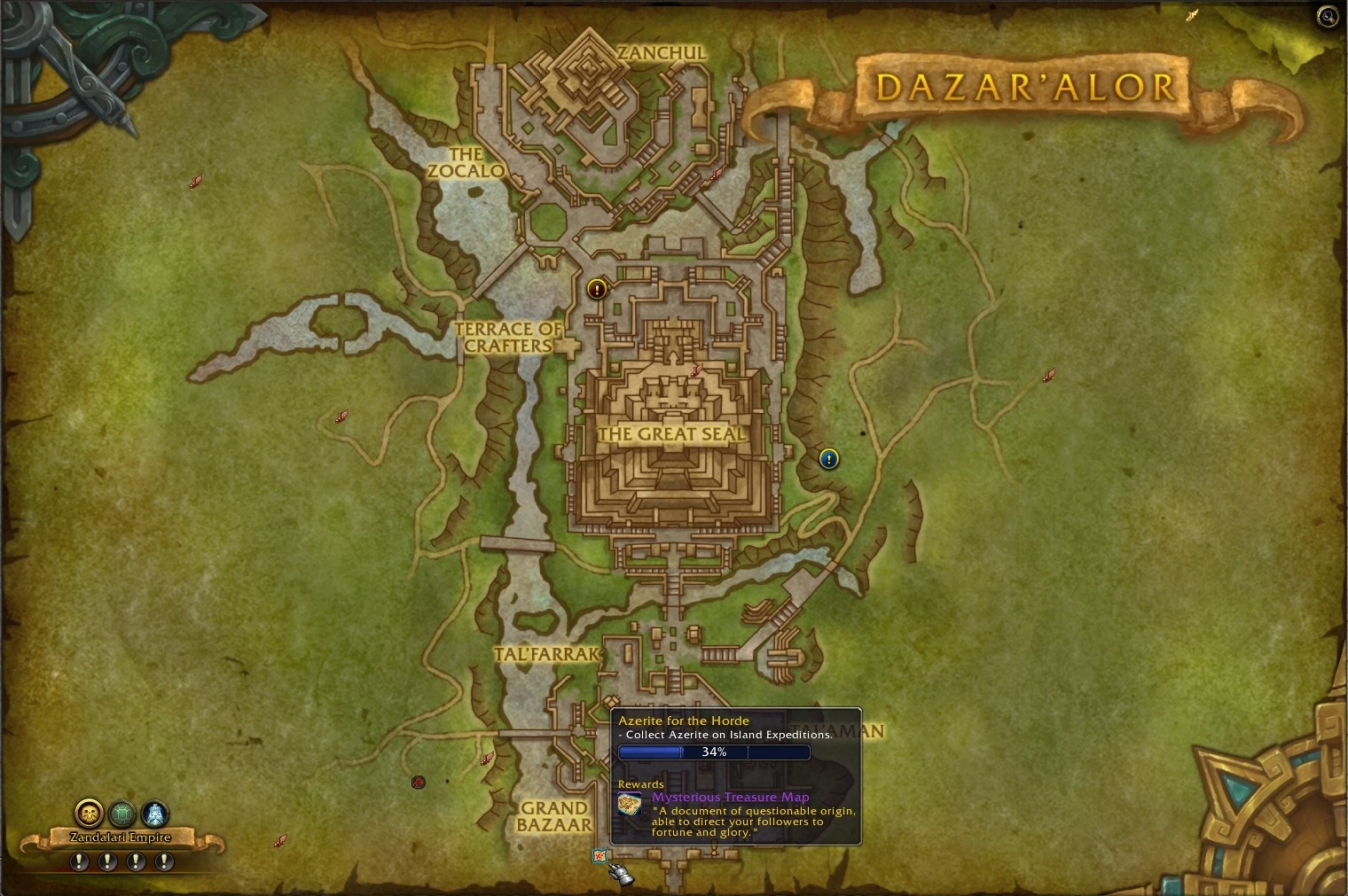 Island Expeditions in Battle for Azeroth - Guides - Wowhead