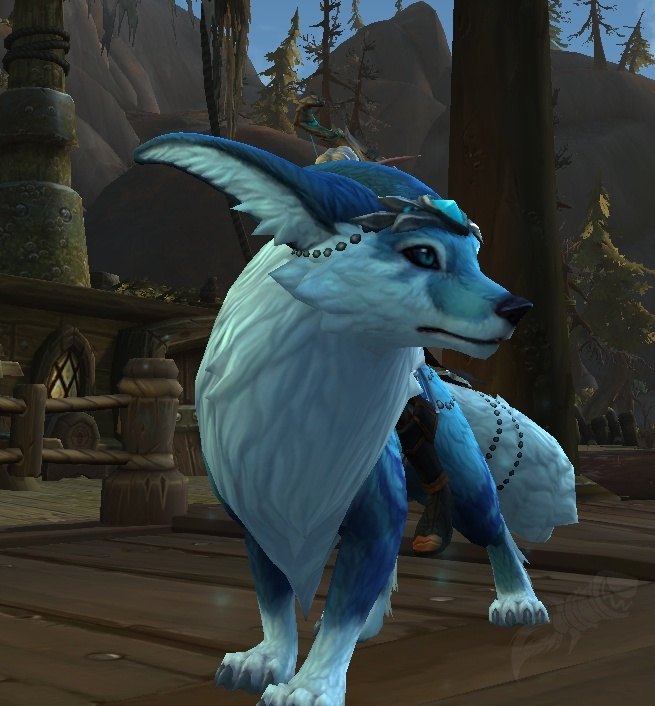 Vulpine Familiar - Spell - World of Warcraft