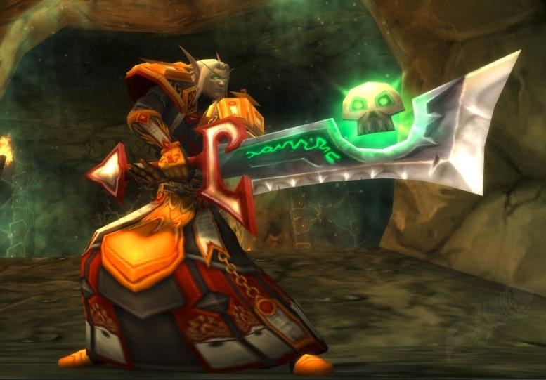 Corrupted Ashbringer - Item - World of Warcraft