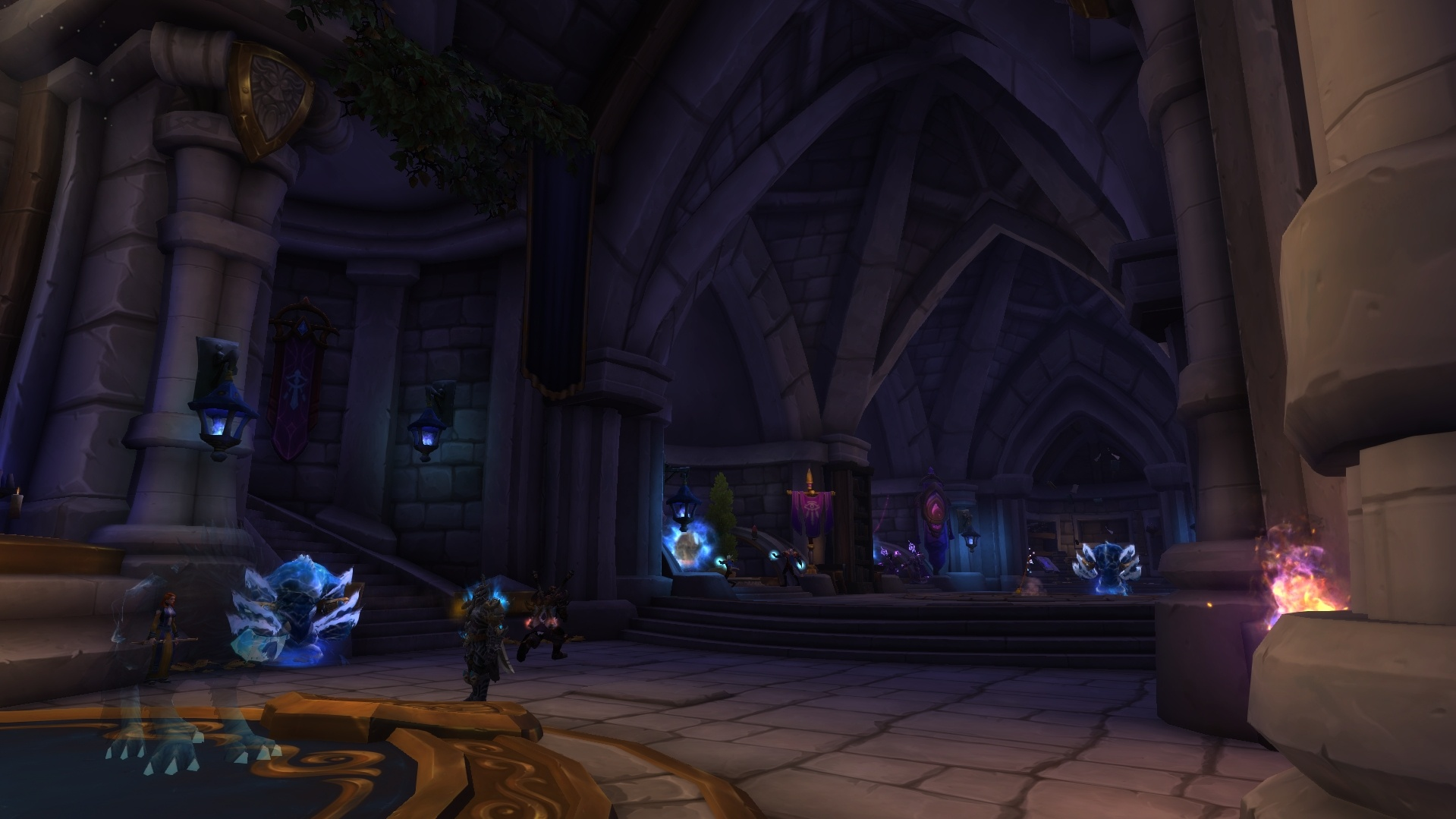 Portal Rooms Added to Stormwind and Orgrimmar on Patch 8 1 5