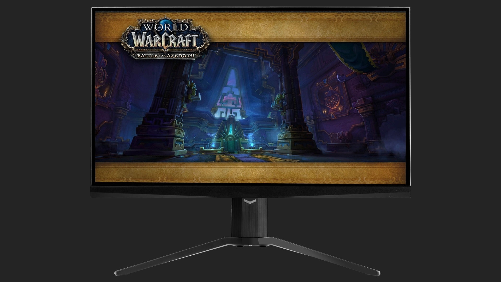 Gaming Monitors and Competitive Wow Featuring Method's MSI