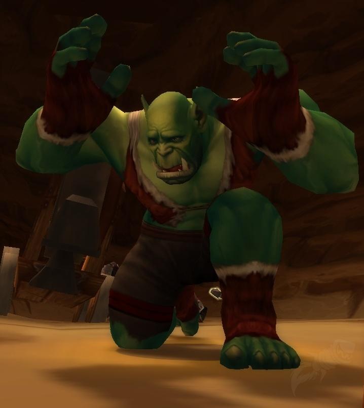 Frightened Peon Npc World Of Warcraft