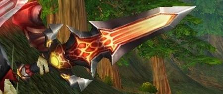 Blade of Infamy - Item - World of Warcraft