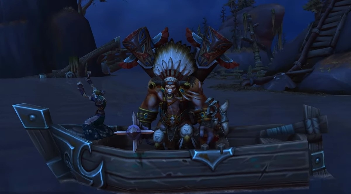 Horde War Campaign 8 1 5 - Questline and Player Choice