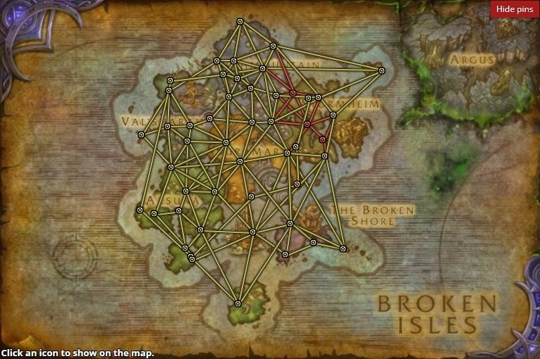 Traveling Around Azeroth A Transportation Guide Guides Wowhead