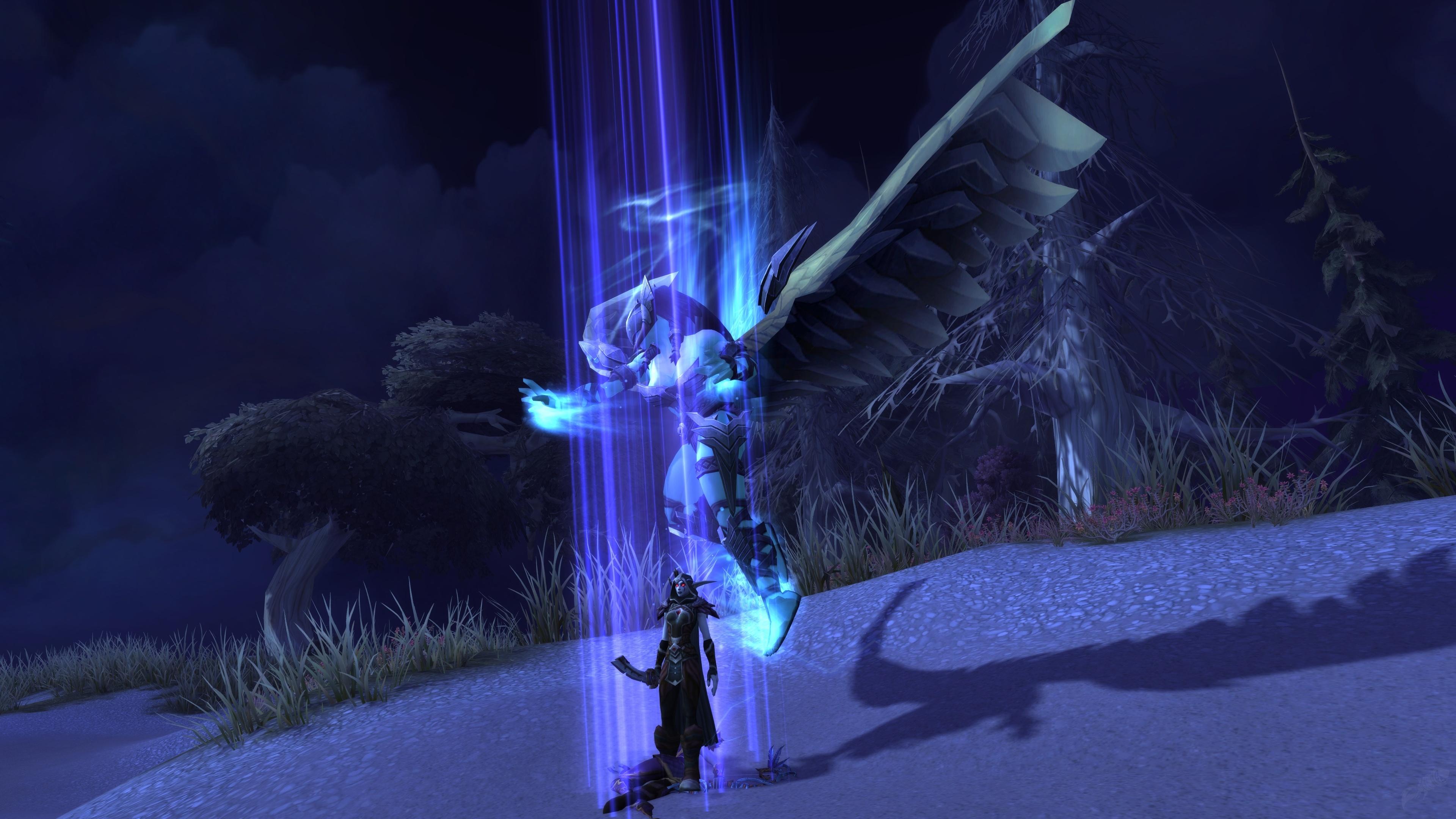 Dark Ranger Round-Up - Quest - World of Warcraft
