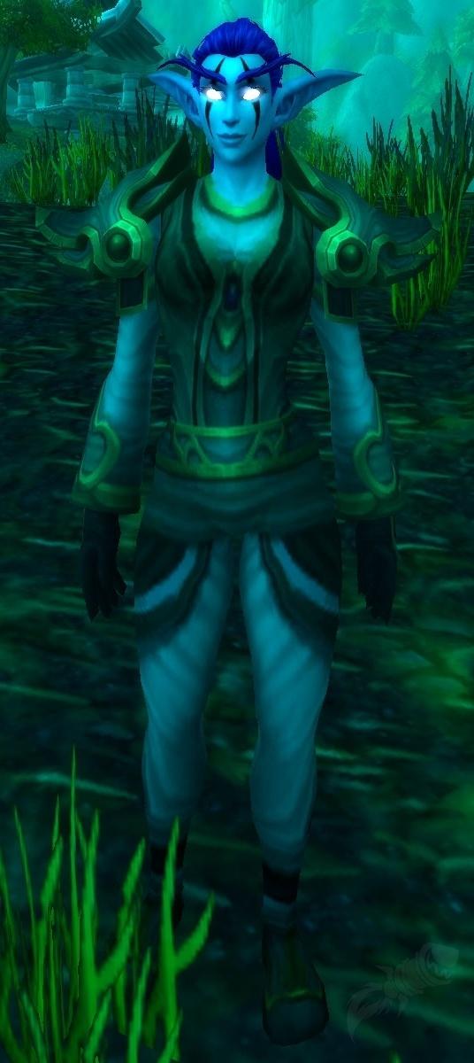 Elena Flutterfly - NPC - World of Warcraft