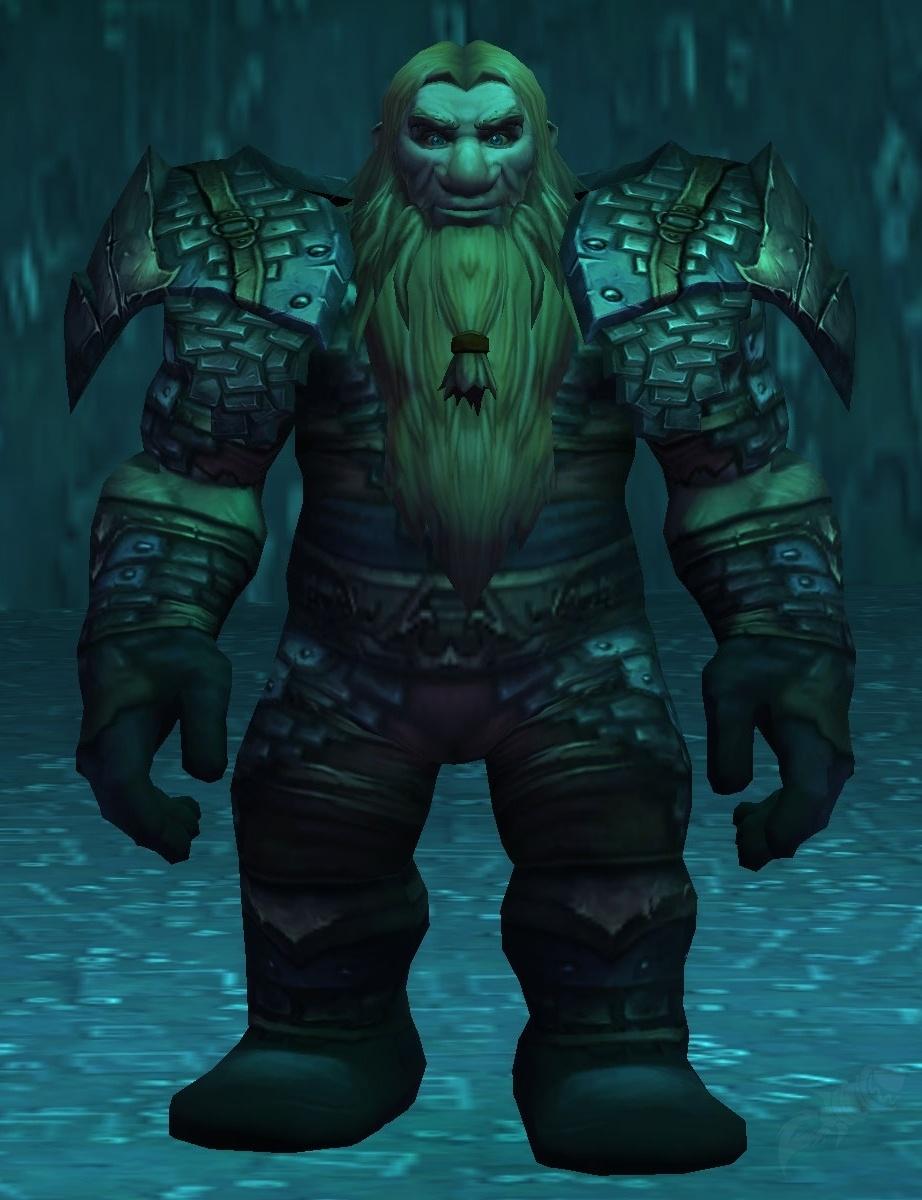 Bordin Steadyfist Npc World Of Warcraft