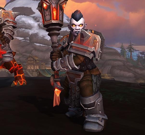 unlock dark iron dwarves