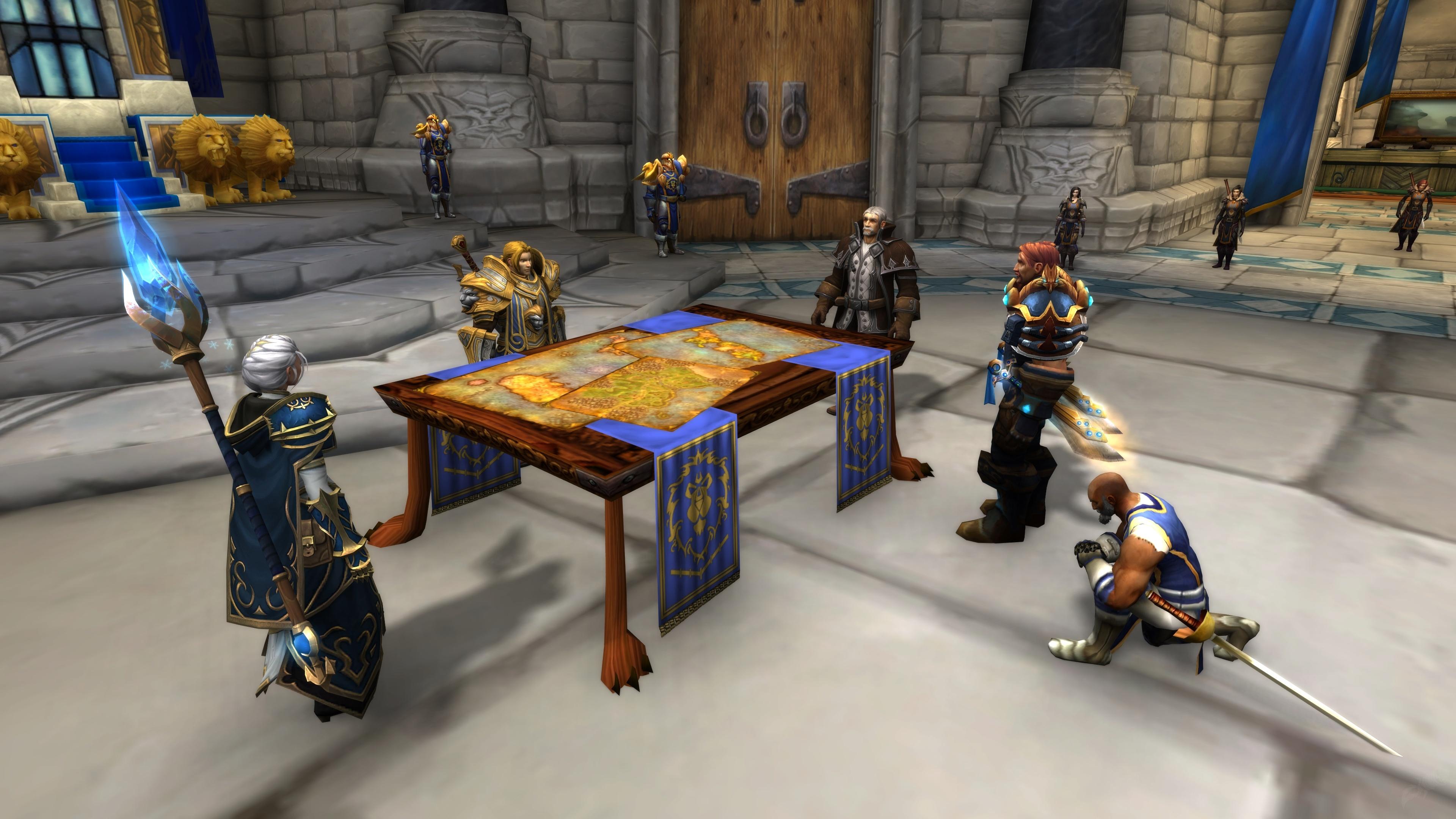Tides Of War Quest World Of Warcraft