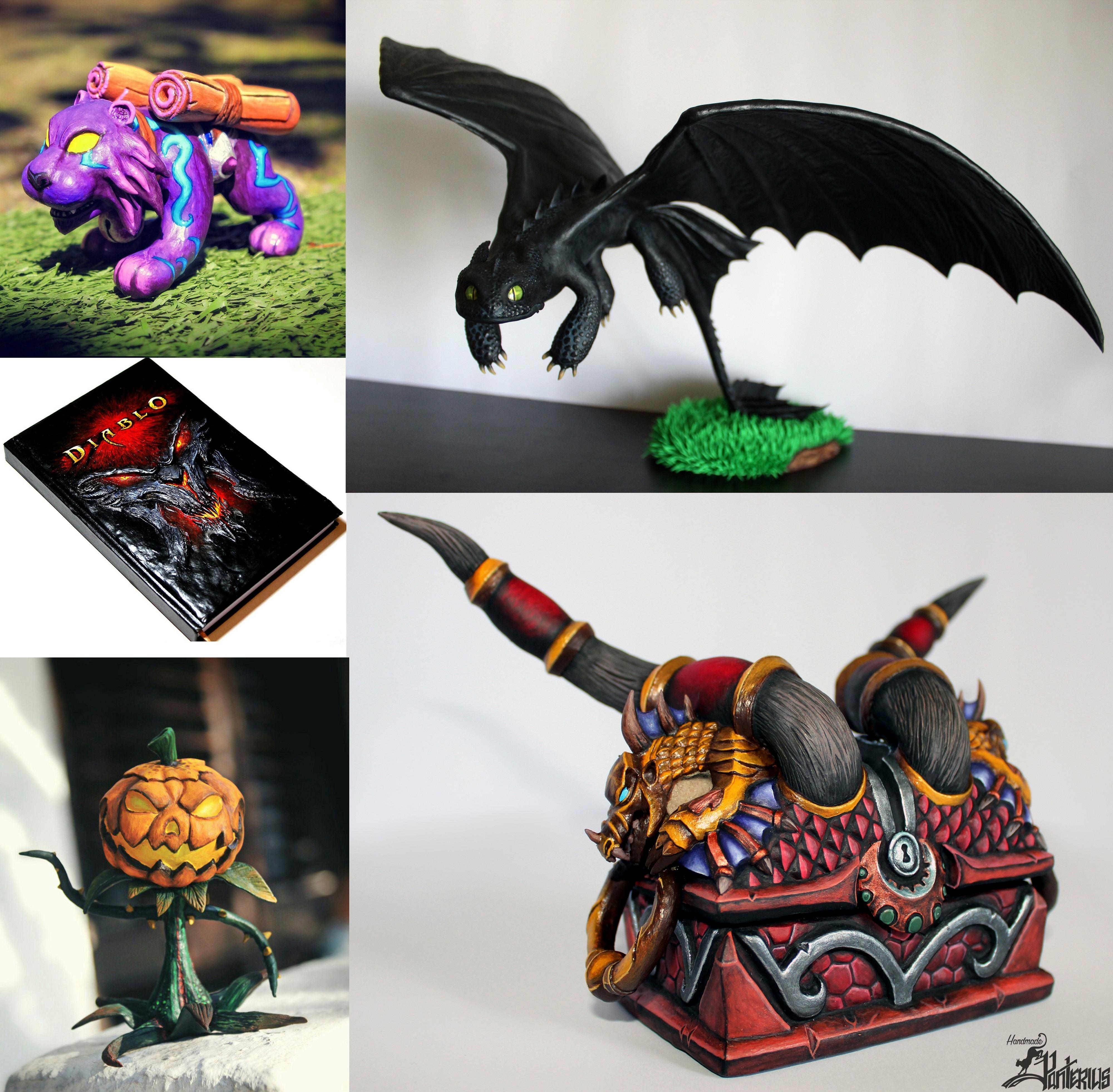 c94cadab3 Wowhead s Artist s Corner and Giveaway - Panterius - Wowhead News