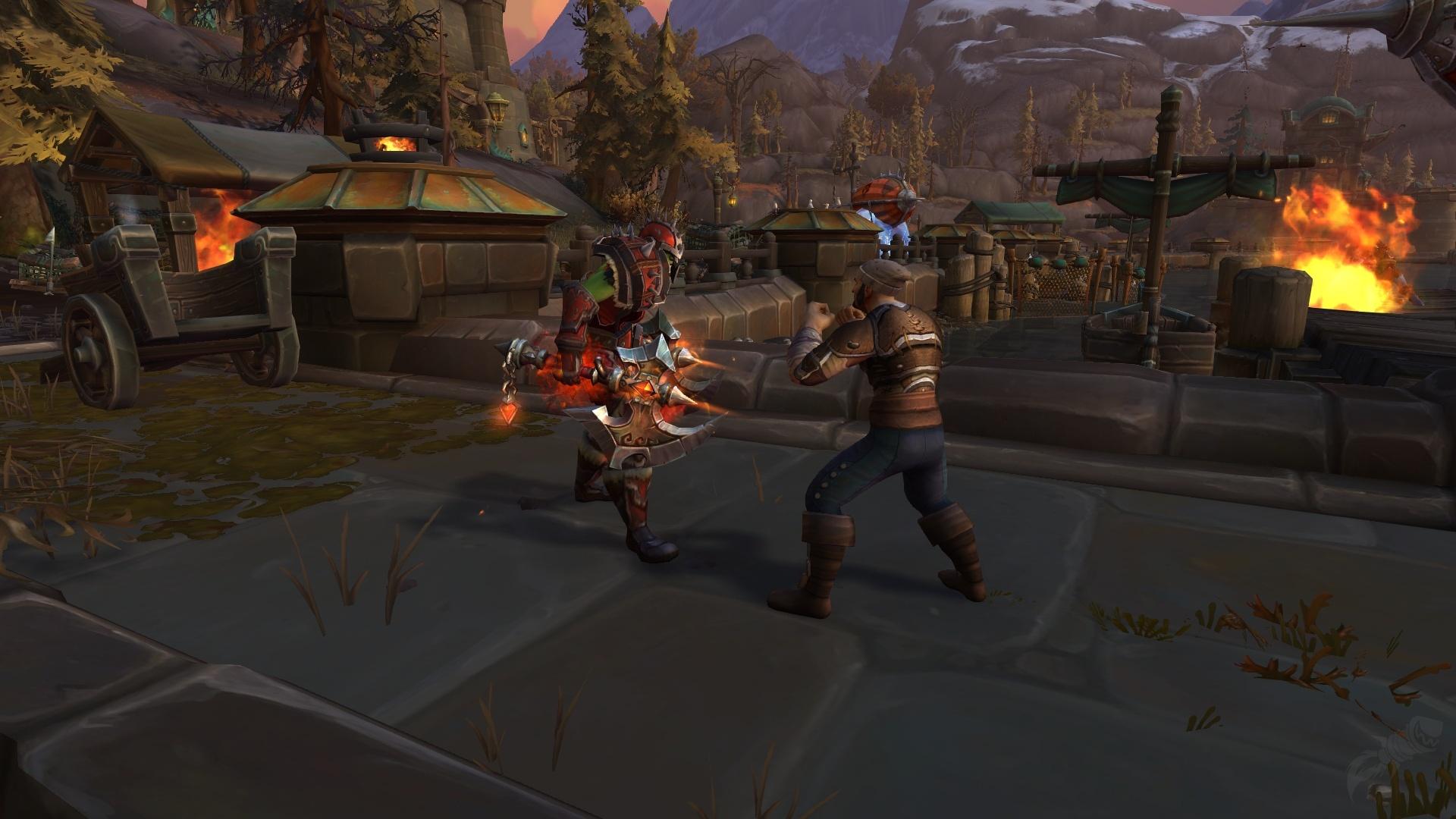Rechaza A La Horda Misión World Of Warcraft