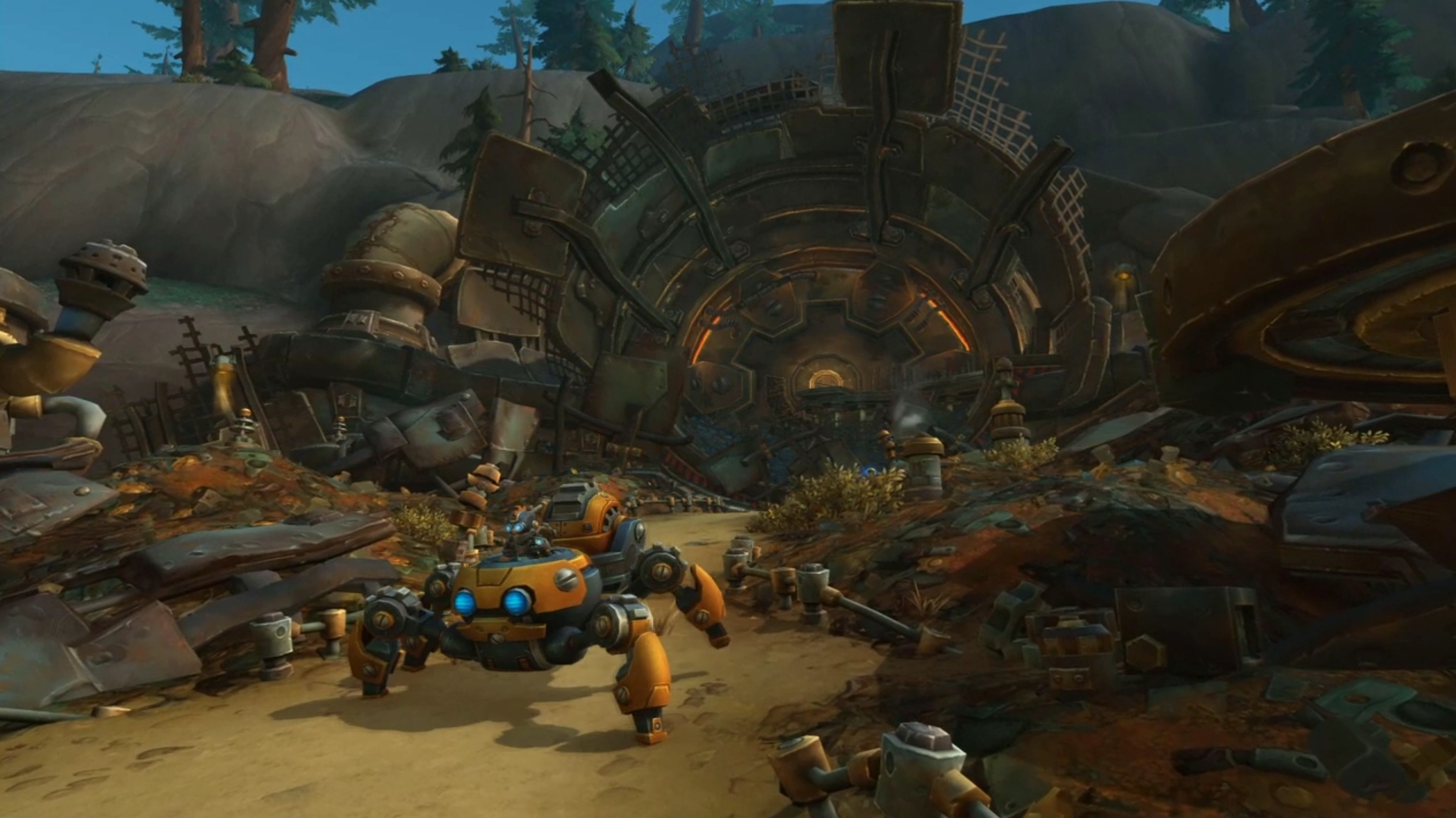 Mechagon in 8 2 Rise of Azshara - New Zone with Secrets and