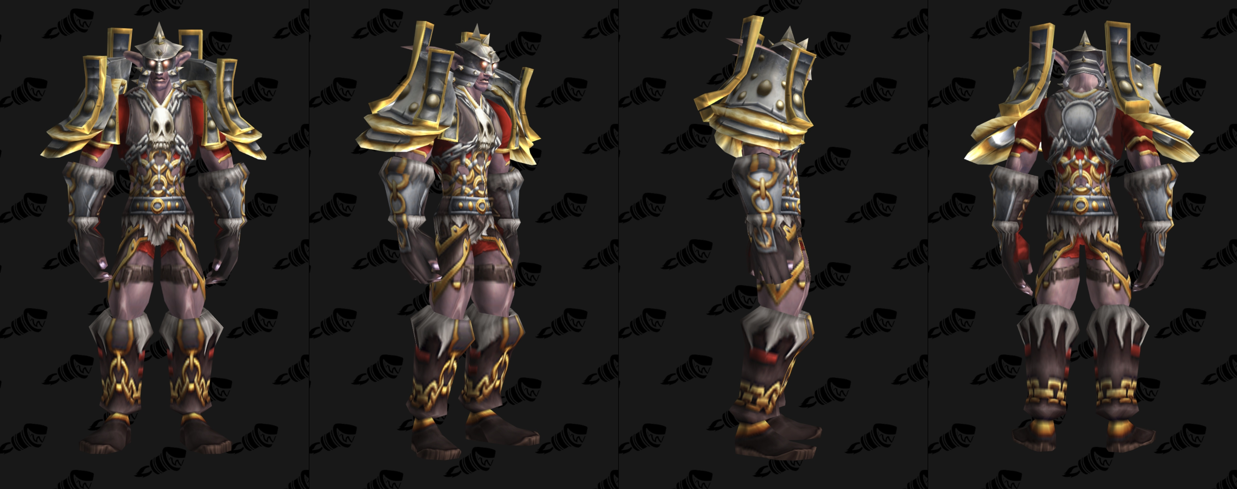 Tier 1 Set Overview Classic Wow Guides Wowhead