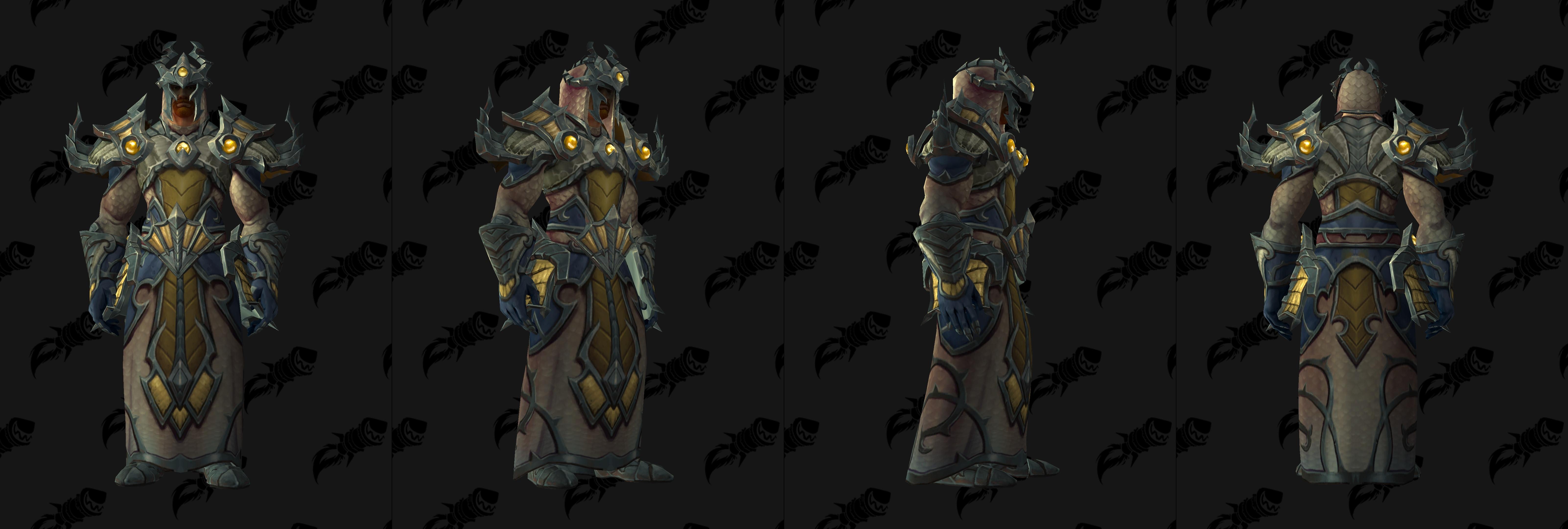 Wow raid gear