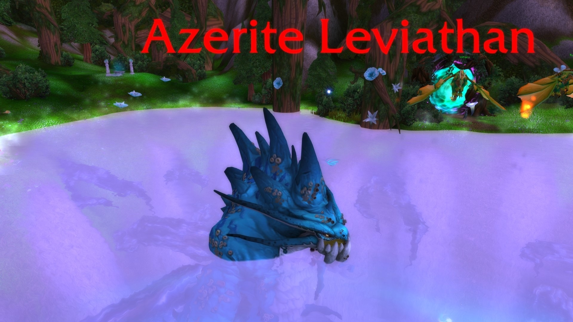 Dragonflights and Heart of Azeroth Essences Questline with Magni in