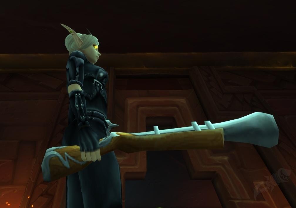 Dwarven Fishing Pole - Item - World of Warcraft