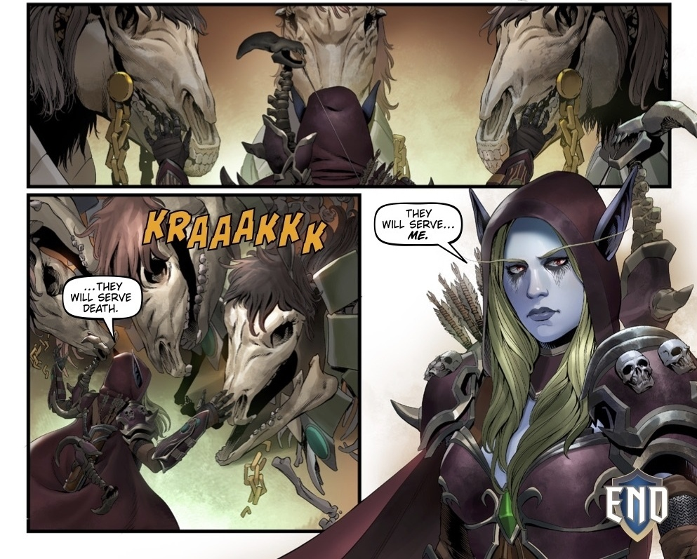 Sylvanas' Plan The End of Hope and Rise of the Lich Queen