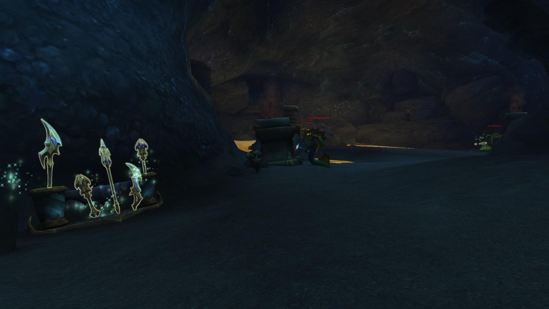 Nazjatar Quest Playthrough (Rise of Azshara Spoilers