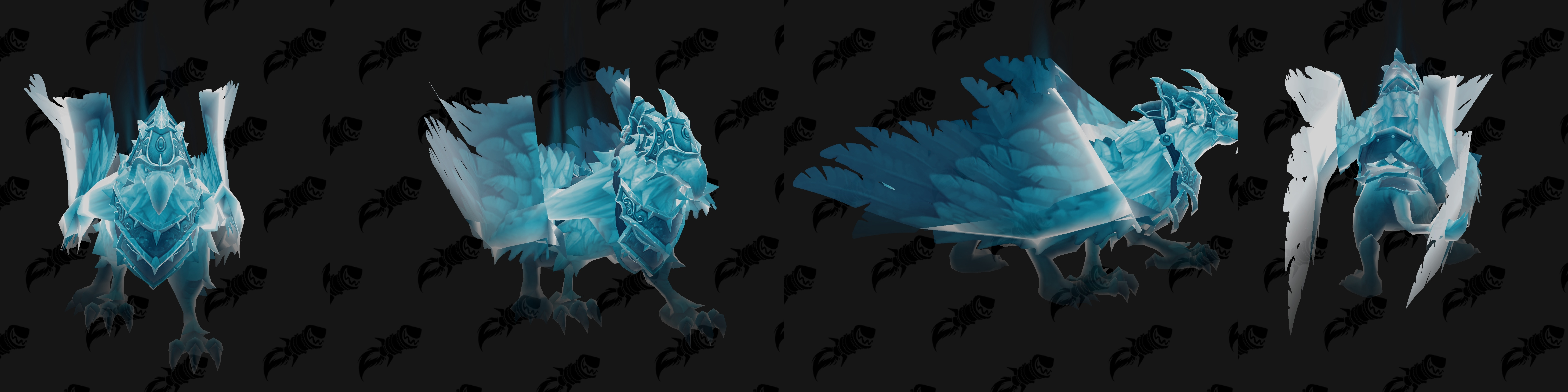 Patch 8 2 PTR Build New Spectral Mounts and Spraybot