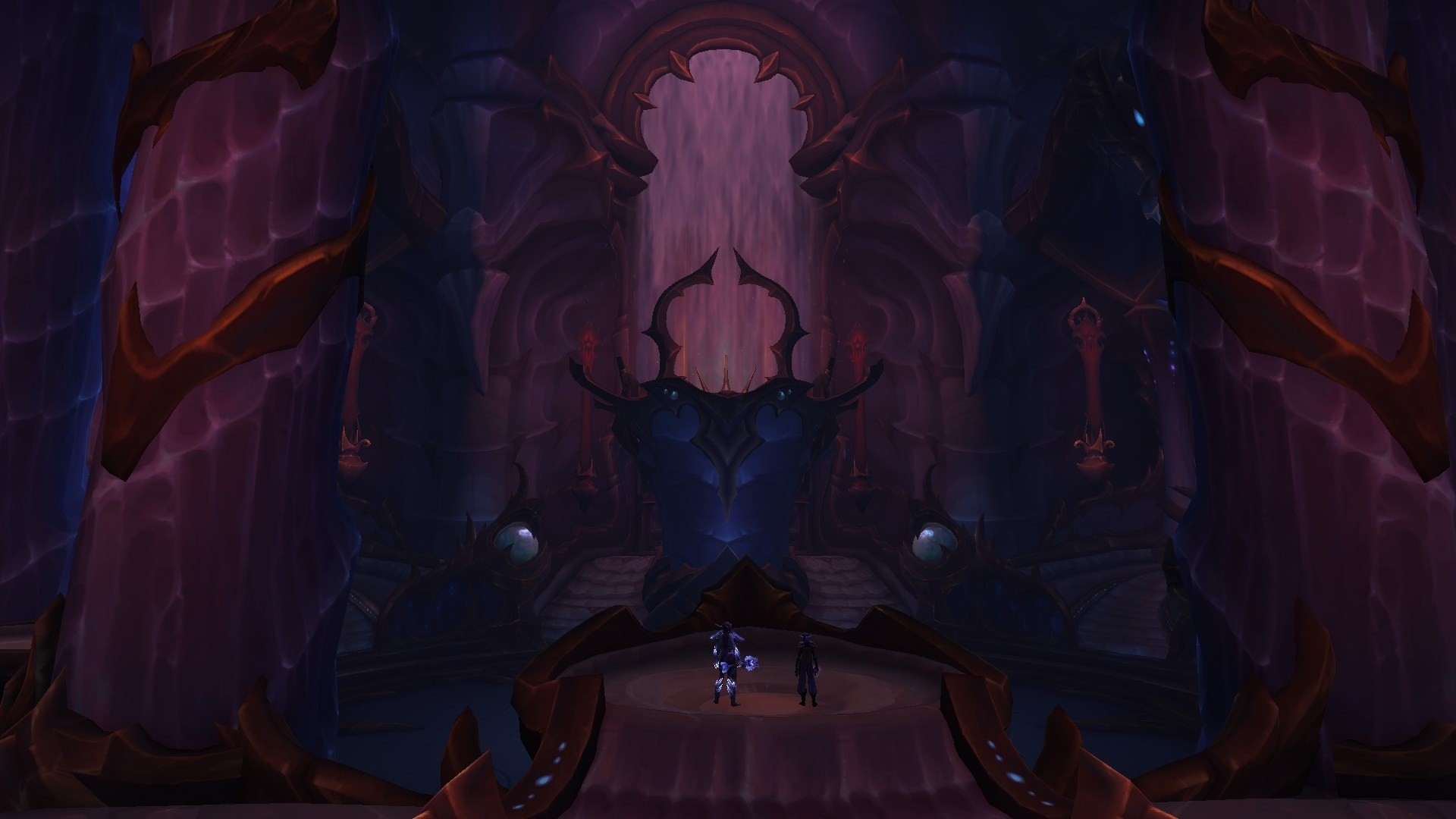 Azshara's Eternal Palace - Hatchery and N'Zoth's Prison