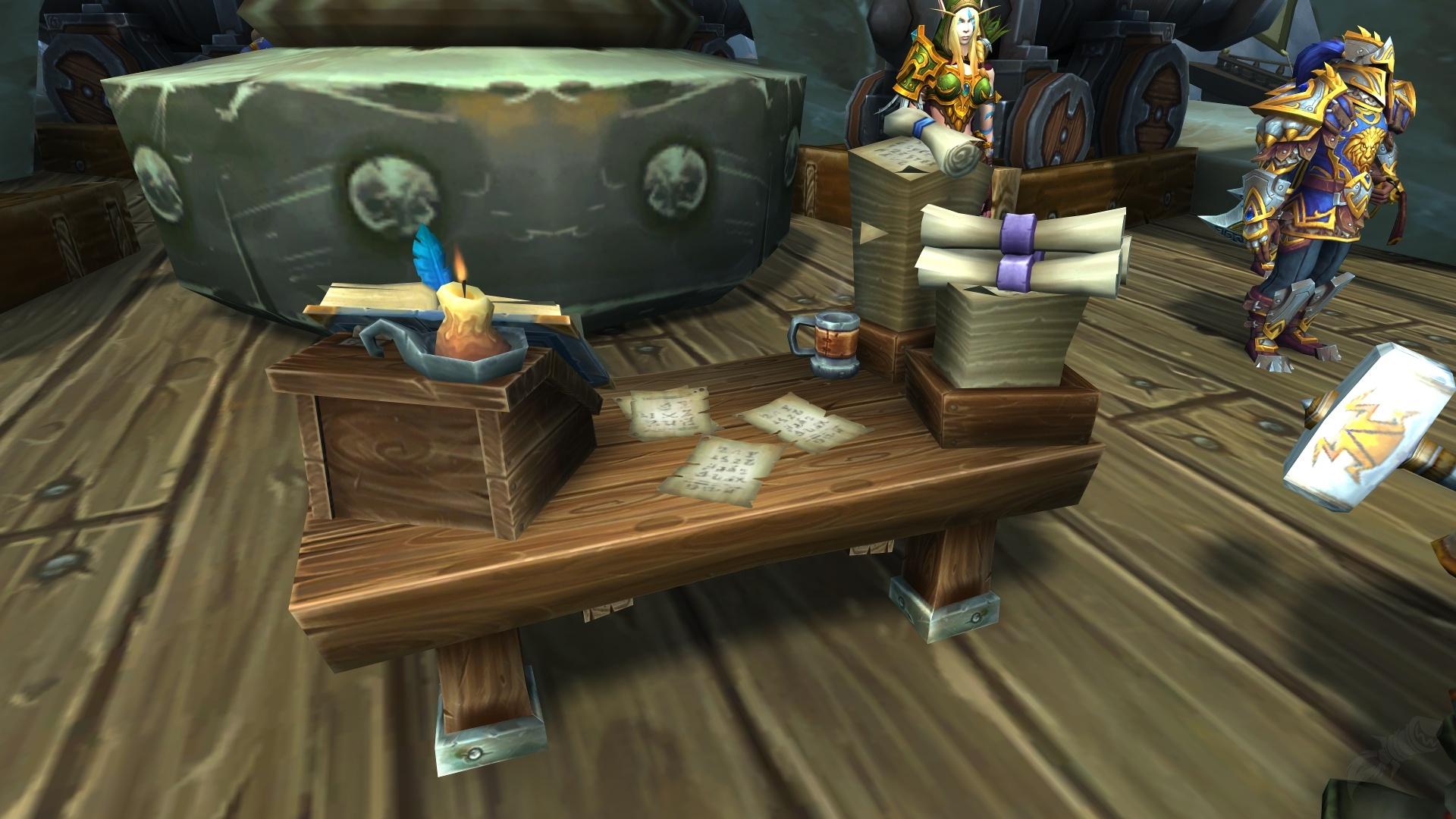 Spy Versus Spy Quest World Of Warcraft