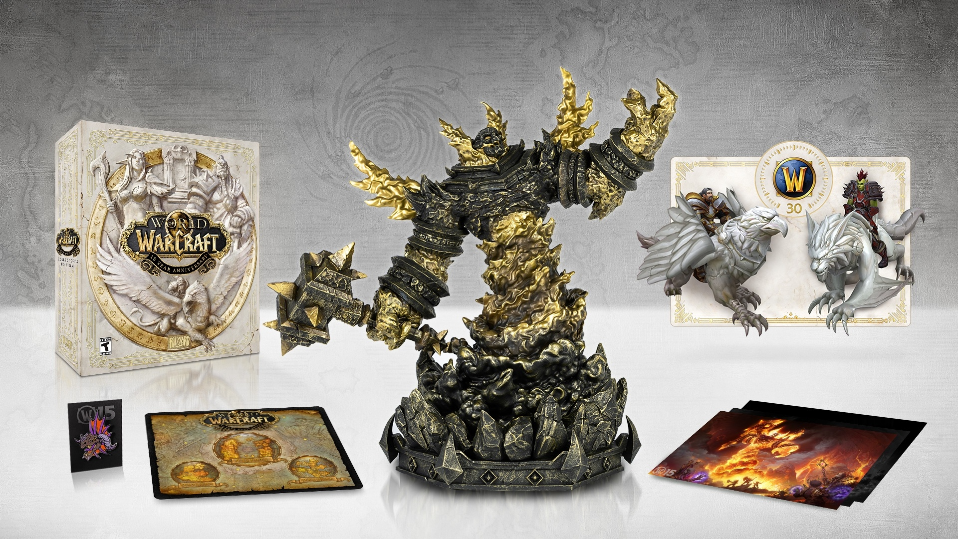 World of Warcraft's 15th Anniversary Collector's Edition - Pre