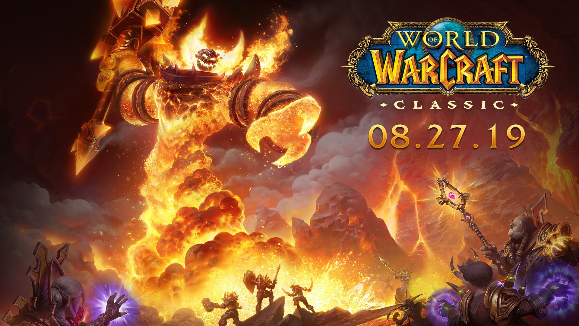 WoW Classic Release Date Is August 27th, Beta Starts May 15th