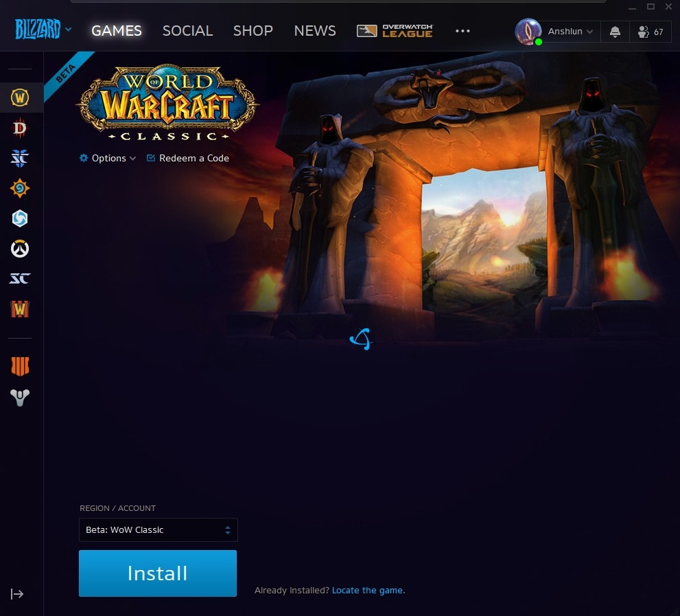 WoW Classic Beta is Now Live - Wowhead News