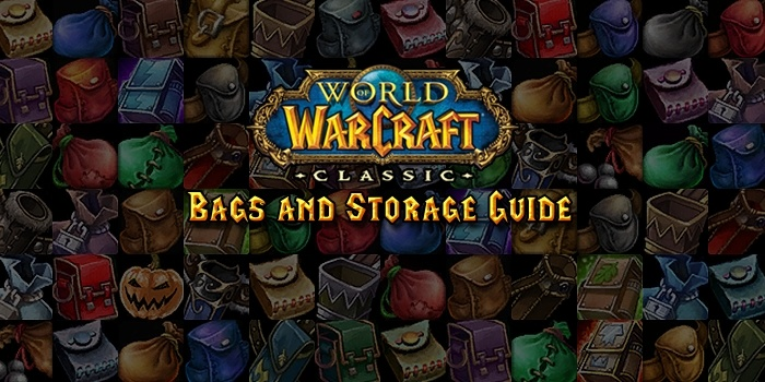 Classic WoW Bags & Storage Guide - Guides - Wowhead